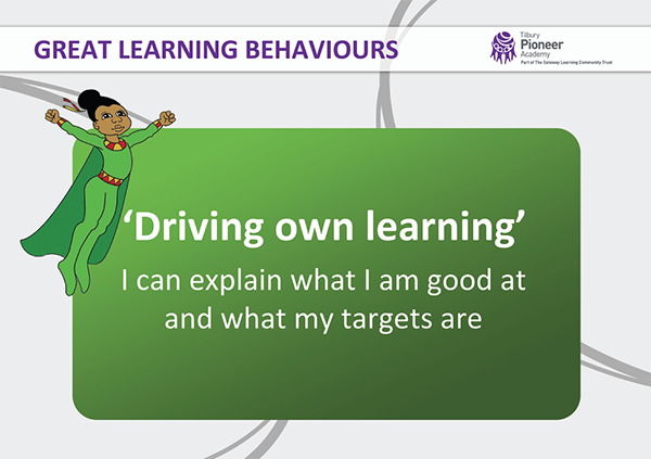Driving own Learning