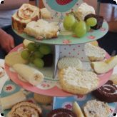 Student Leaders say 'Thank You' with an afternoon tea for parents...