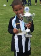 Tyrese Tilbury FC Tournament win