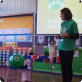 Pupils stay safe with the NSPCC...