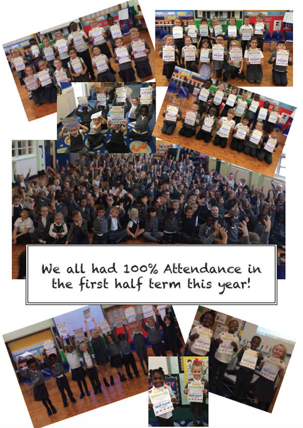 TPA 100% Attenders
