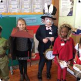 World Book Day at Pioneer...