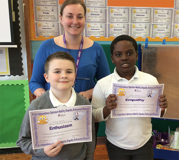 Students of the Week 22 Mar 17