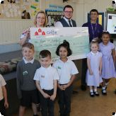 Pupils get fully charged with help from the Griffin Foundation Trust...