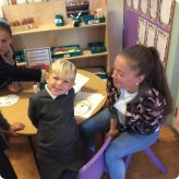 Nursery Parent & Child Session a Success!