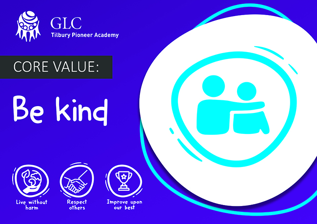 TPA Core Value (Be Kind)