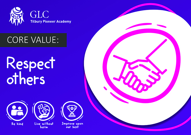 TPA Core Value (Respect Others)